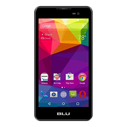 BLU Advance 5 0 - Unlocked Dual Sim Smartphone - US GSM - Black