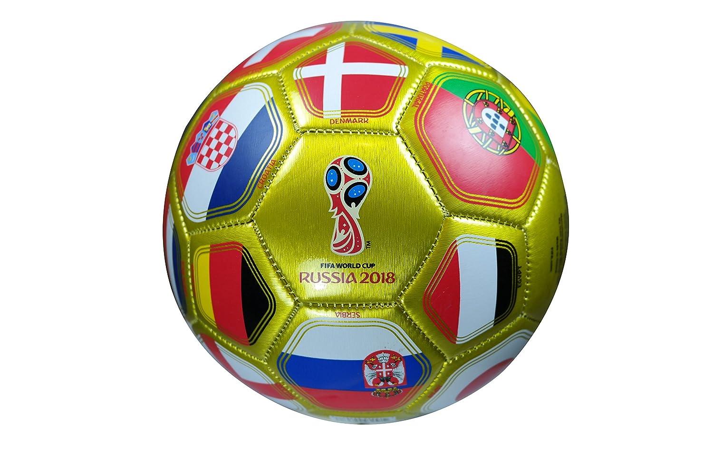 FIFA - Balón oficial del Mundial de Rusia 2018, tamaño 5, FIfa ...