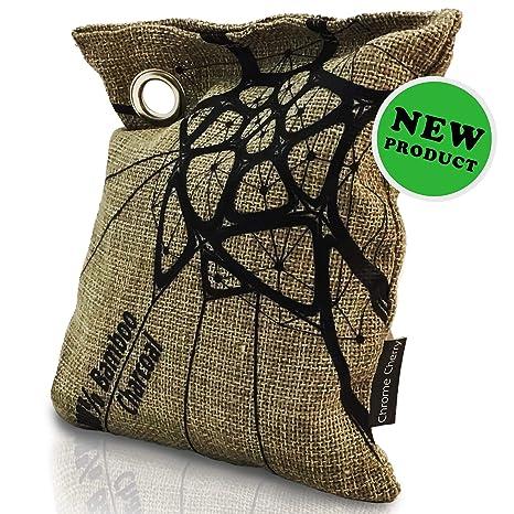 Amazon.com: Phylla: bolsa de bambú purificador de aire con ...