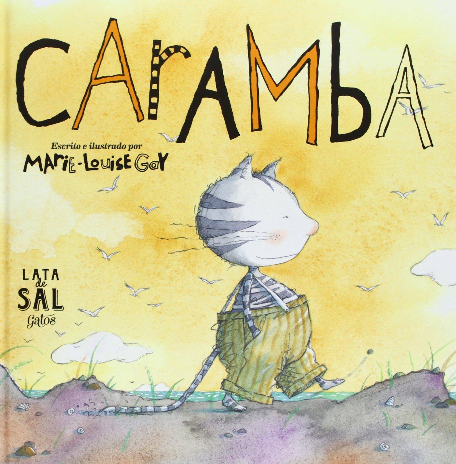 Caramba (Spanish) Hardcover – April 1, 2013