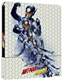Ant Man & The Wasp - 3D Steel Book [Blu-ray]