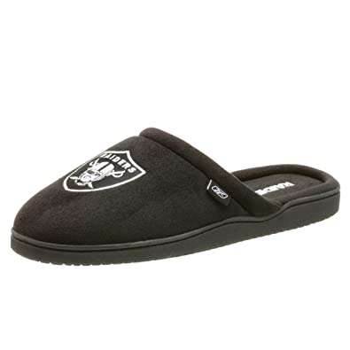 ab23c438638 Reebok Men s Oakland Raiders NFL Slippers