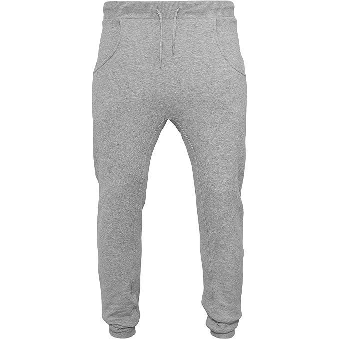 Build Your Brand - Pantalones de chándal para Hombre (M) (Gris ...