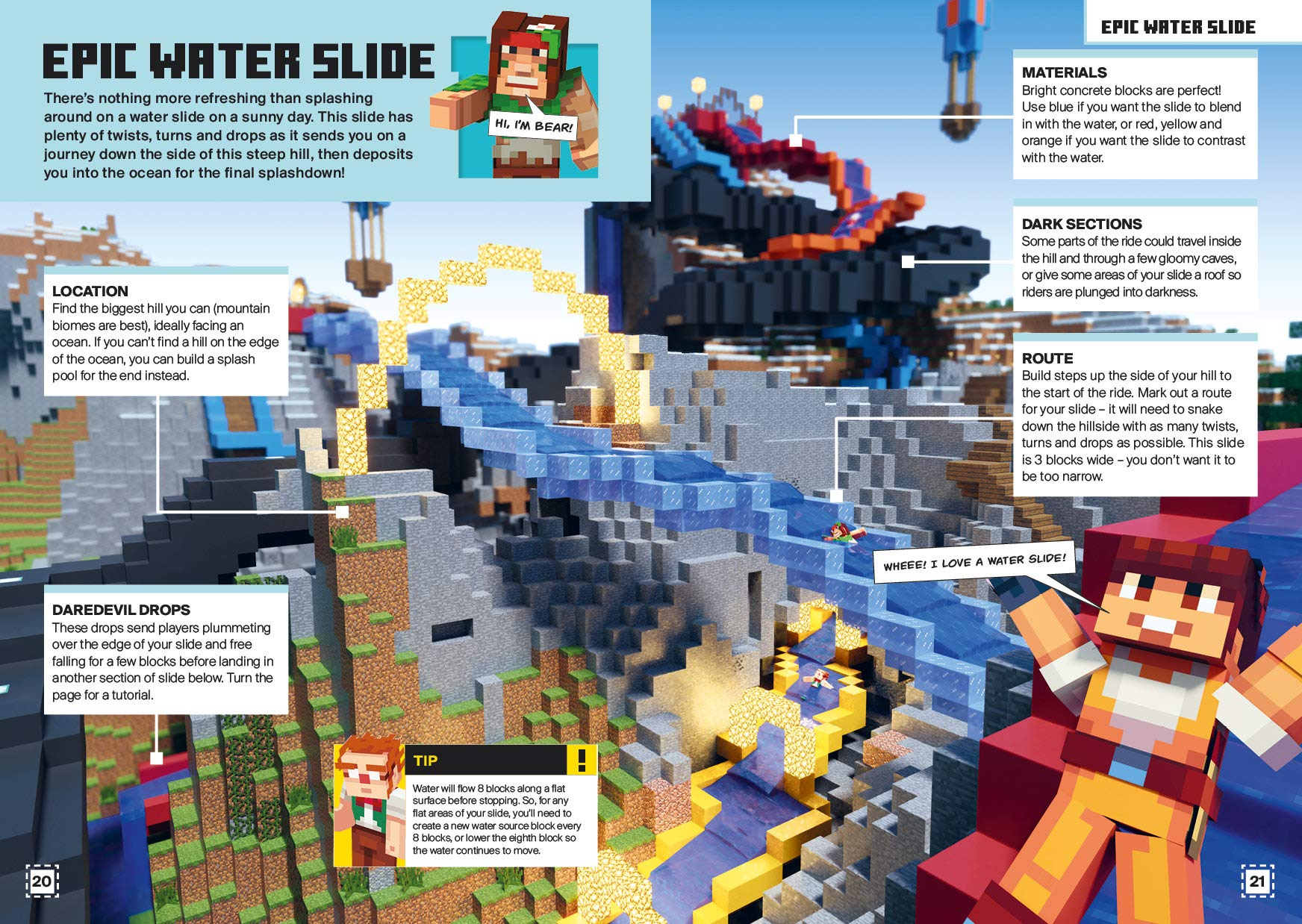 Minecraft: Let's Build! Theme Park Adventure: Mojang Ab, The