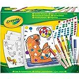 Crayola - 04-6801-E-000 - Jeux de gommettes