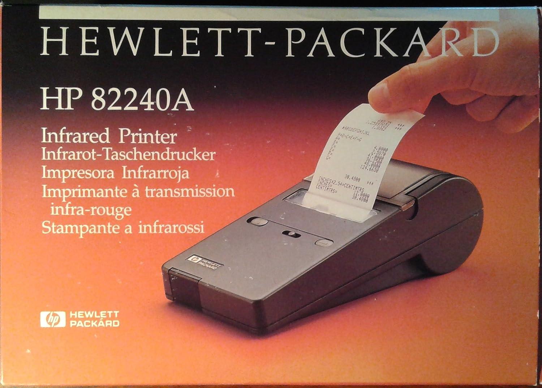 HP 82240A Impresora infrarroja para 48SX 48GX calculadora de ...