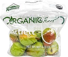 Organic Pear Bartlett Bag, 32 Ounce