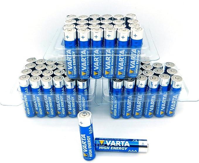 Varta 4903 3x 24x High Energy Mikro Aaa Batterie Elektronik
