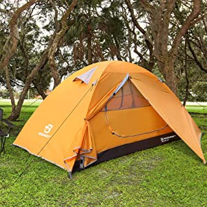 Best Budget Backpacking Tent Under $100 Bessport Camping Tent