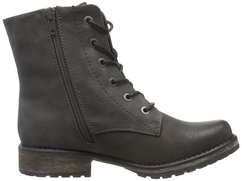 Rieker Damen 93010 Kurzschaft Stiefel