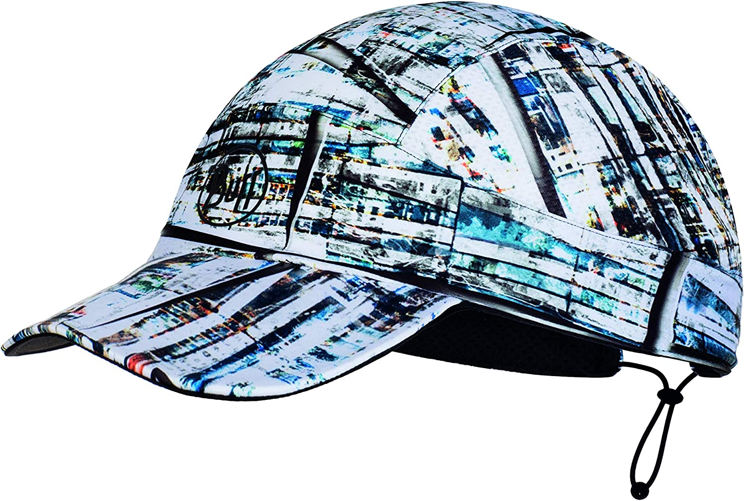 Buff R-O-2 Gorra Pack Run, Unisex Adulto, Multicolor, Talla única ...