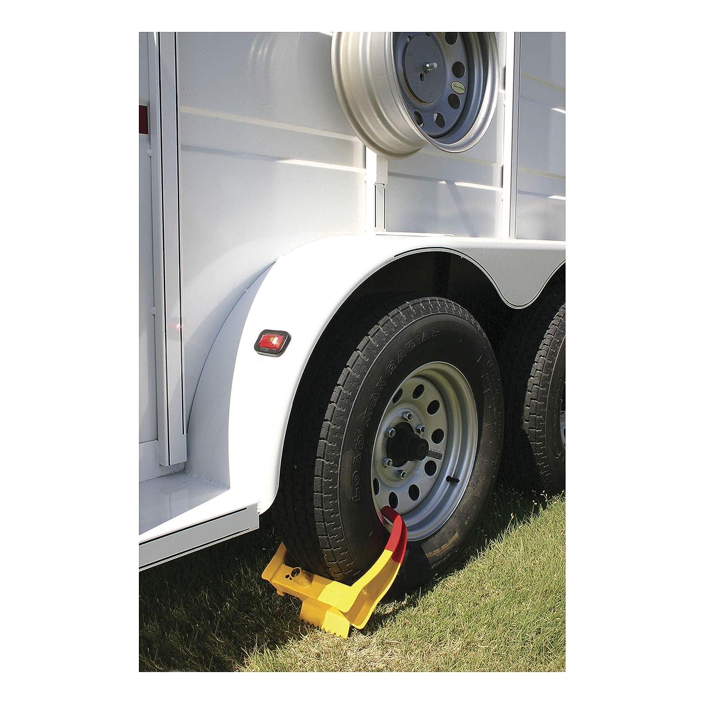 Curt 23175 Wheel Chock Lock