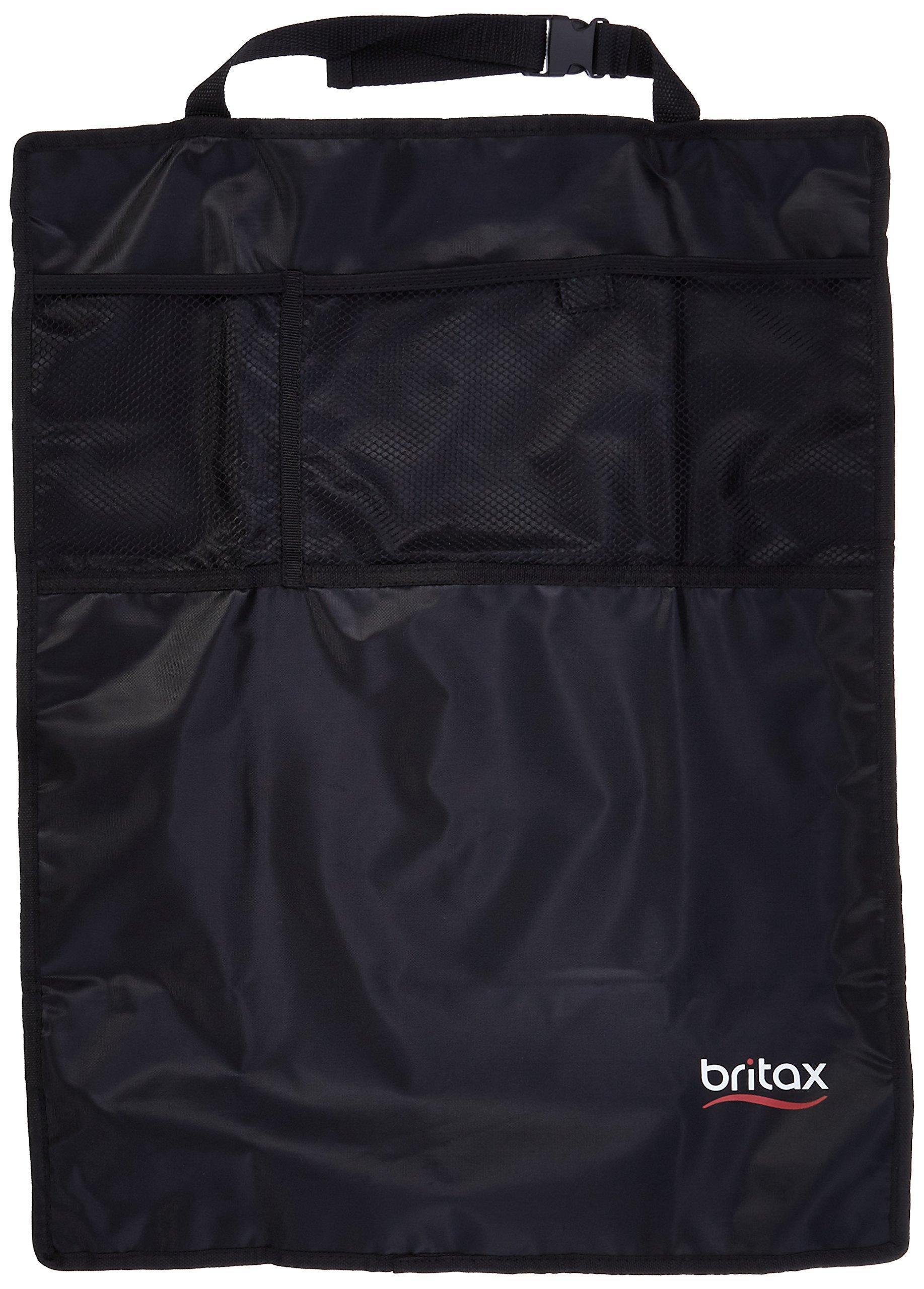 Britax Kick Mats, 2-Count, Black