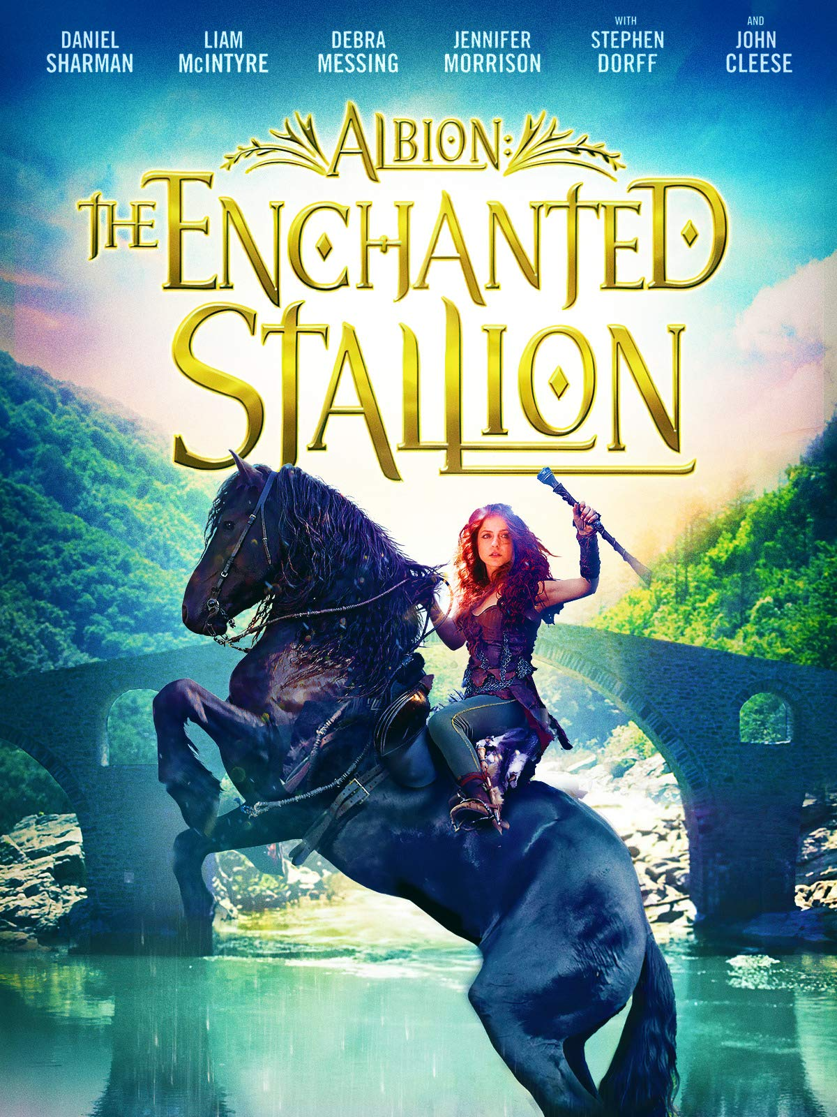 Albion the Enchanted Stallion