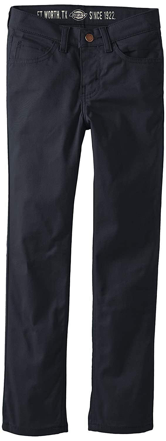 Dickies Big Boys' Five-Pocket Slim-Skinny Pant Dickies Boys 8-20 KP810