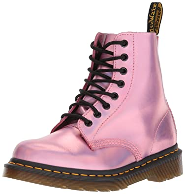 1f5a0caf9370c2 Dr. Martens Women s Pascal RS Mallow Pink Ankle Boot 4 Medium UK (6 US