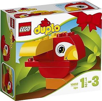 LEGO Duplo My First - Mi Primer pájaro (10852): Amazon.es ...