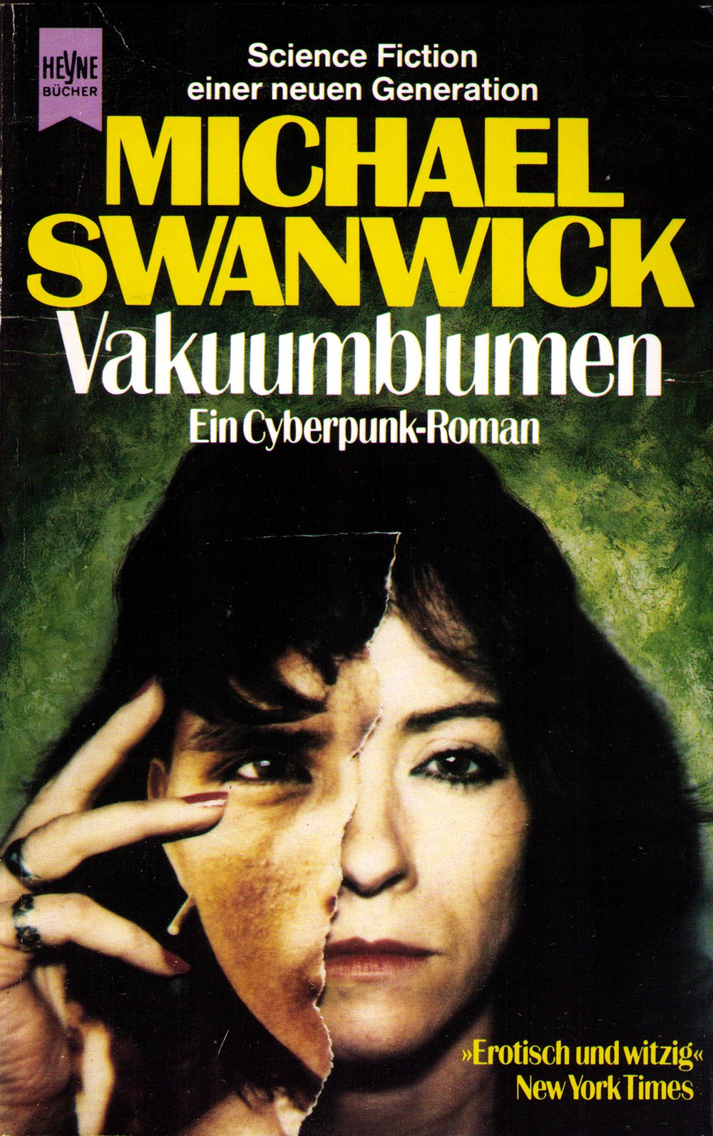 Michael Swanwick - Vakuumblumen. Cyberpunk-Roman