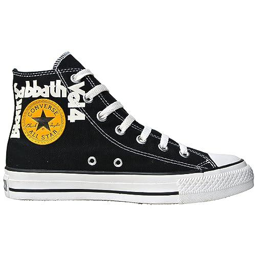 Converse - Zapatillas Altas de Lona Hombre 45 EU: Amazon.es: Zapatos y complementos