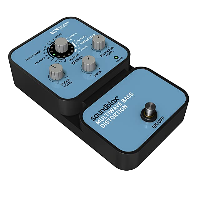 エフェクター画像 Source Audio SA125 Multiwave Bass Distortion