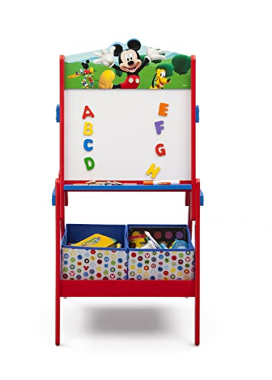 Amazon Delta Children Mickey Mouse Activity Easel Baby