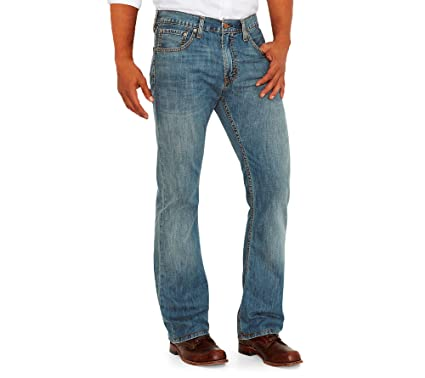 46f92b008f Image Unavailable. Image not available for. Color  Levi s  Mens Men s 527  Slim Boot Cut Jeans in Medium ...