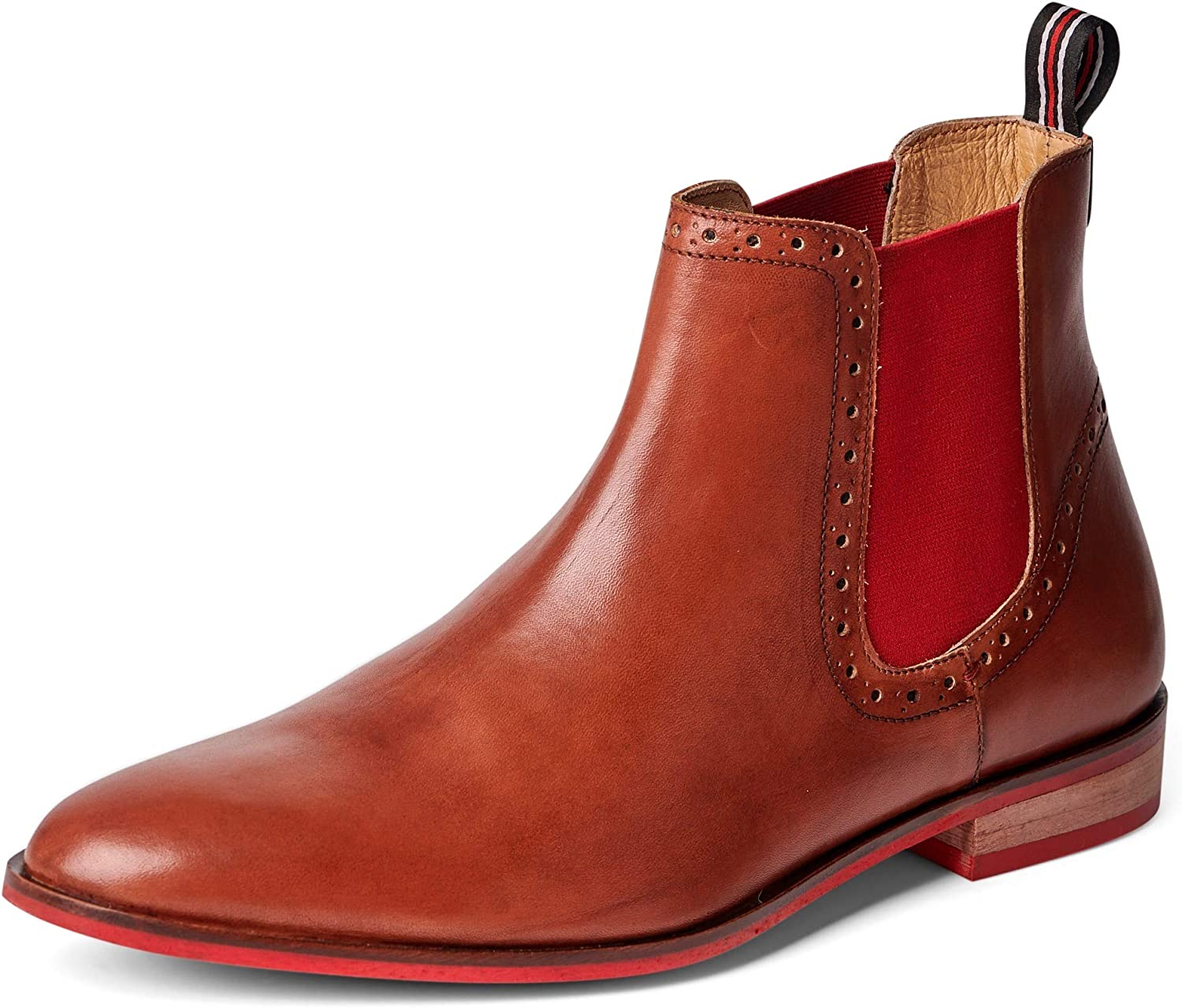 "Carlos Santana Men's Mantra Chelsea 6"" Ankle Boot Casual Fashion"