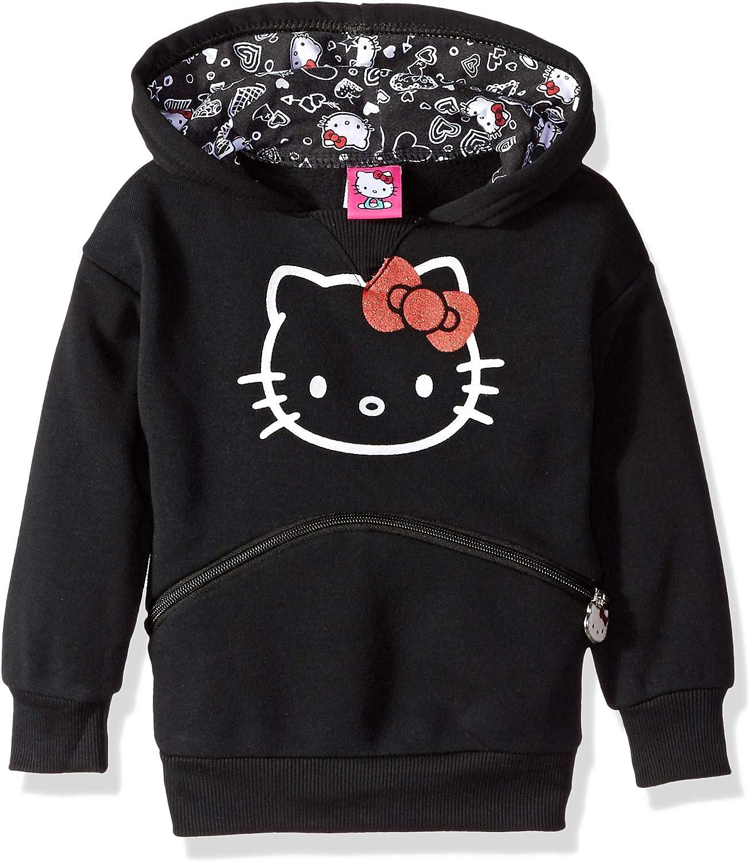 Hello Kitty Girls Character Hoodie