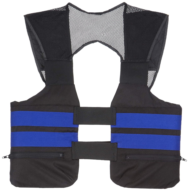 Azul tama/ño XL Nerve Protec kartbahn Kart trapezoidal en Protecci/ón