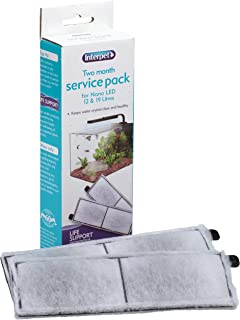 Interpet Limited - Pack de servicio de dos meses para Nano LED (colores surtidos)