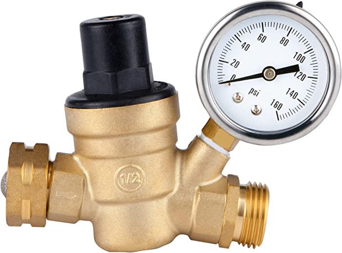 The Best Water Pressure Regulator For Moble Home