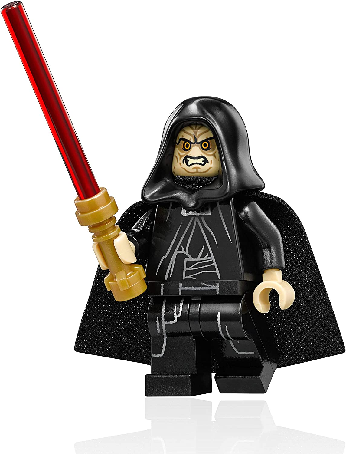 LEGO Star Wars - Emperor Palpatine Minifigure with Lightsaber 2017
