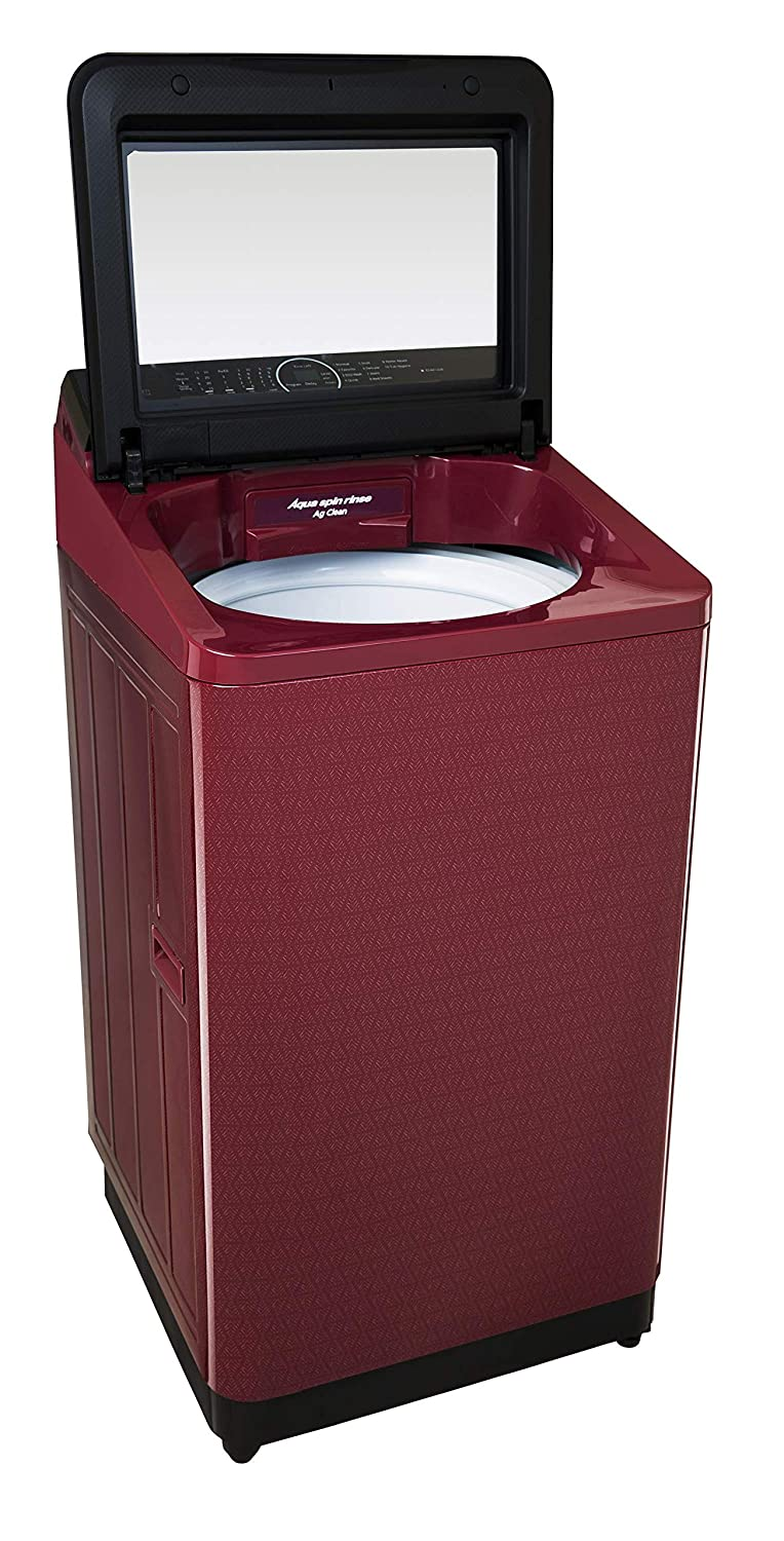Panasonic 7.5 Kg 5 Star Built-In Heater Fully-Automatic Top Loading Washing Machine