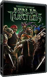 Teenage Mutant Ninja Turtles (DVD 2014)