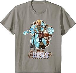 2dd02d8b4 Kids DreamWorks  Dragons  Be a Hero Atrid T-Shirt