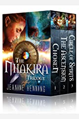 """THE NHAKIRA TRILOGY: (3 Book Box Set with 8 Page """"Sal's Journal"""" Illustrations) Kindle Edition"""