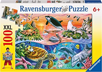 Ravensburger Beautiful Ocean Jigsaw Puzzle (100 Pieces)