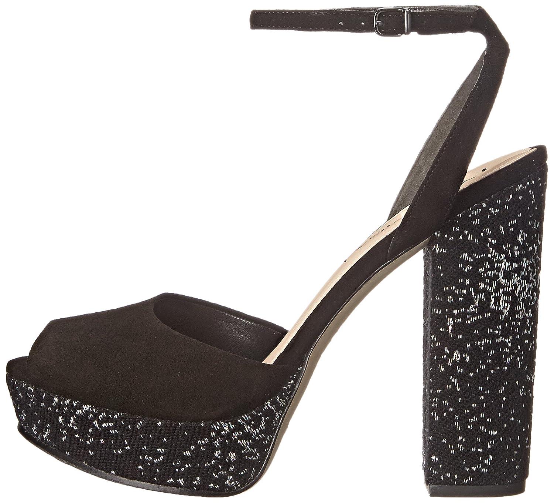 Amazon.com: Via Spiga Varsha de la mujer vestido Sandalia: Shoes