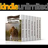 Majestic Mountain Romance Series:  Books 1 through 3