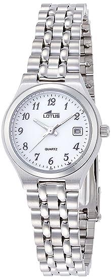 Lotus 15032 1 - Reloj de Pulsera de Cuarzo analógico niña 05a53ce59531