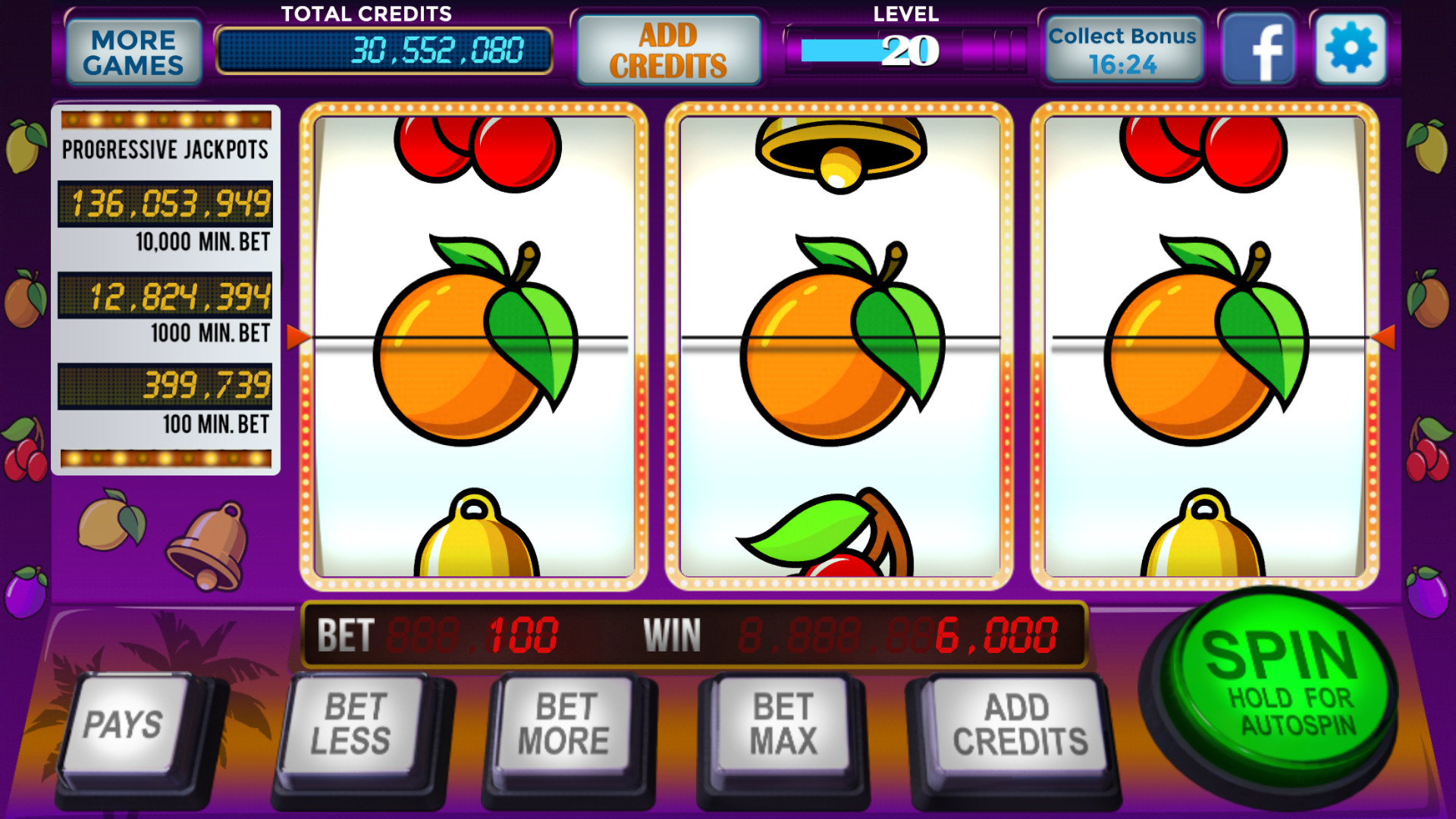 Classic Slots: Free Casino Games & Slot Machines