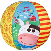 Chicco Ball Big & Small Pelota Musical, Multicolor