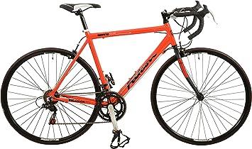 Falcon Grand Tour Bicicleta, Hombre, Rojo, 700c: Amazon.es ...