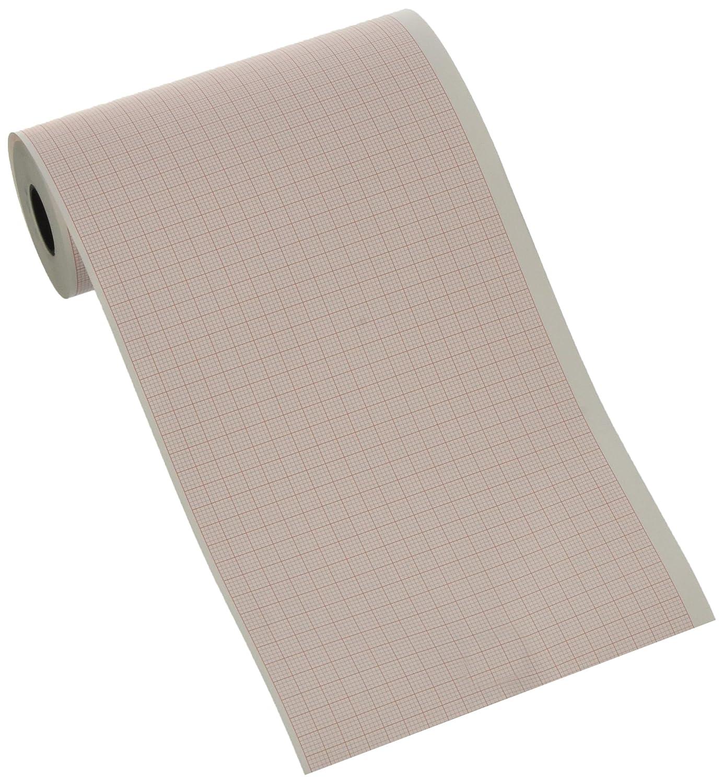 tecnocarta ri3710702016e rollo de papel térmico para ECG compatible con Physiocontrol 805319, 108mm x 20m, 20unidades)