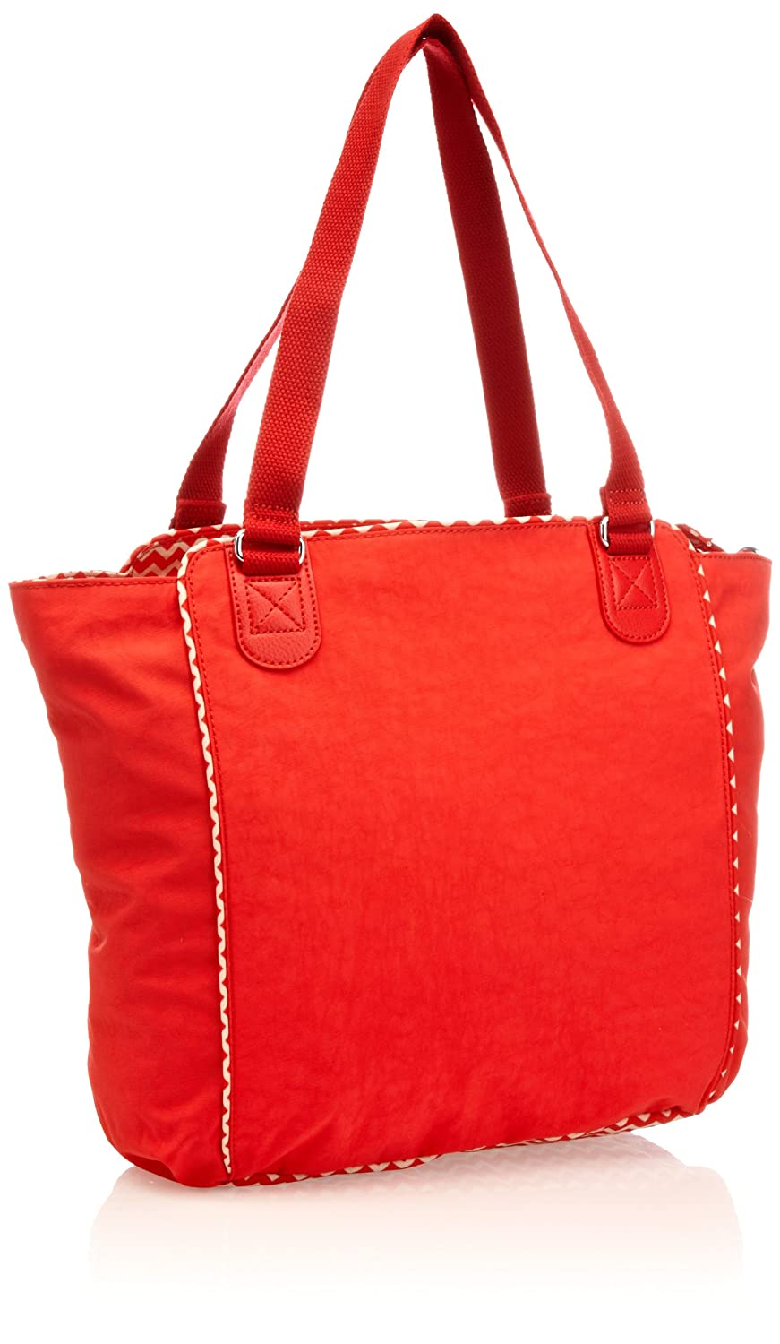 Kipling Womens Partylicious S Tote One Size Cardinal Red Pa
