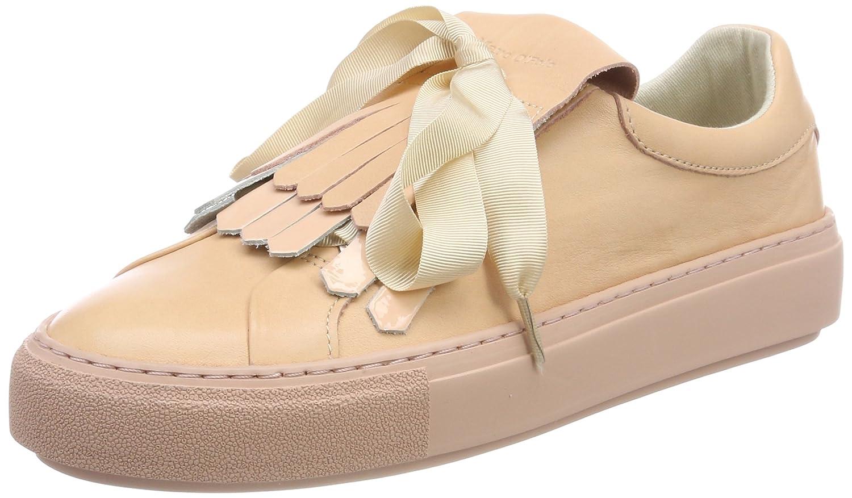 Marc O'Polo Sneaker 80214403502102, Zapatillas para Mujer 39 EU|Naranja (Apricot 271)