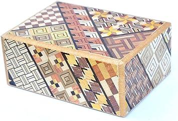 LOGICA GIOCHI Art. Cofre YOSEGI - La Caja Secreta - Rompecabezas ...