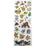 Pokemon Group Small Stickers