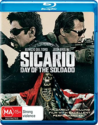 Amazon.com: Sicario: Day of the Soldado [Blu-ray]: Josh ...