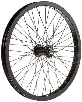 Diamondback DBX081F - Rueda delantera para bicicleta, color negro: Amazon.es: Deportes y aire libre
